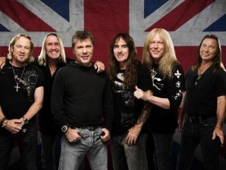 Iron Maiden lanzará nuevo disco