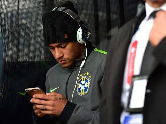 Copa América: ¿Qué dijo Neymar del árbitro antes de abandonar Chile?