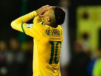 Copa América: Neymar y su 'maldición' con la camiseta de Brasil ante Colombia