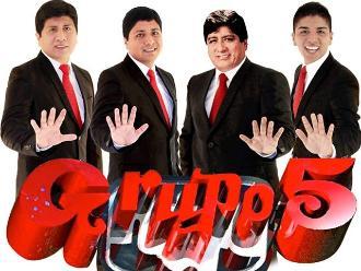 Grupo 5 lanzará disco con Christian Yaipén