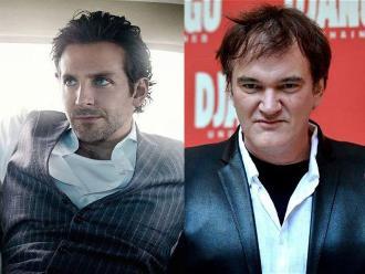 Bradley Cooper y Tarantino serán homenajeados en Paseo de la fama