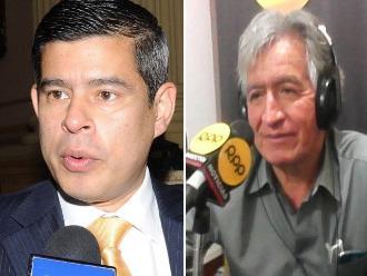 Piden levantar inmunidad parlamentaria a Luis Galarreta y Virgilio Acuña