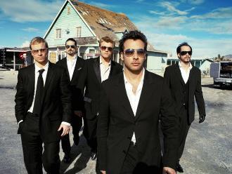 Backstreet Boys conmocionan México con su visita