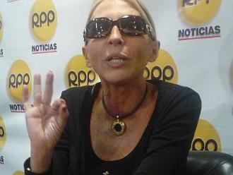 Laura Bozzo denunció que fue torturada en gobierno de Alejandro Toledo