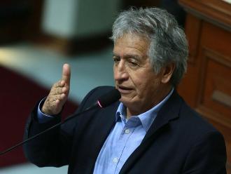 Acuña dice estar dispuesto a que le levanten inmunidad parlamentaria