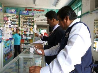 Arequipa: desabastecidas se encuentran farmacias del hospital Honorio
