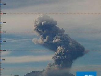 Arequipa: volcán Ubinas registra una nueva explosión