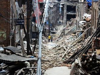 Nepal busca solidaridad internacional tras el terremoto en una conferencia