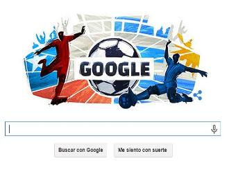 Google celebra inicio de los cuartos de final de la Copa América con doodle