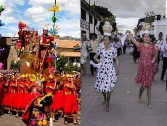 Este miércoles se celebra el Inti Raymi y la Fiesta de San Juan