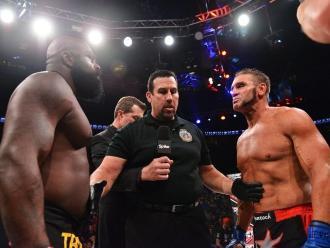 MMA: Recrean pelea Kimbo-Ken Shamrock al estilo Street Fighter