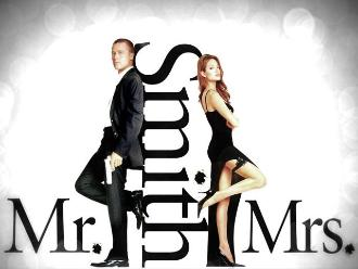 Mr. and Mrs. Smith tendrán su propio reality