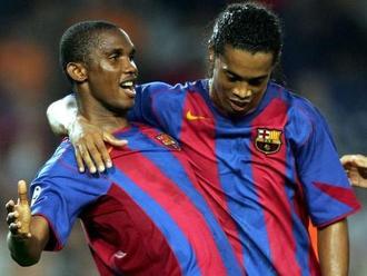 Samuel Eto´o y Ronaldinho cerca de volver a juntarse en el Antalyaspor