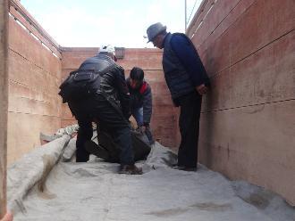 La Oroya: ganadero falleció tras ser arrastrado por su propio caballo
