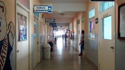 Nuevo Chimbote: verifican deficiencias en centro quirúrgico de hospital