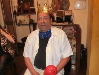 Néstor Quintero en estado de coma en el Hospital Rebagliati