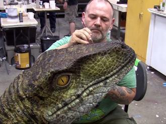'Jurassic World': así crearon a los temibles dinosaurios