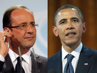Hollande hablará con Obama para pedirle explicaciones sobre espionaje