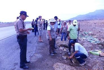 Pacasmayo: continúan invadiendo complejo arqueológico Farfán