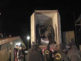 Tumbes: intervienen camioneta ecuatoriana con mineral de contrabando