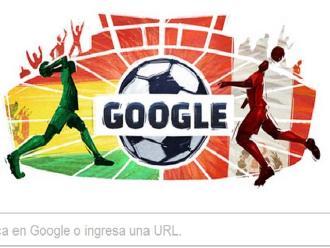 Copa América: Google dedica doodle al partido entre Perú y Bolivia