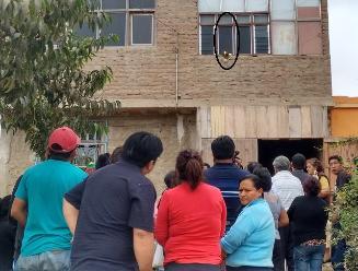 Virgen de Guadalupe apareció en ventana de vivienda en Chiclayo