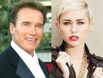 Miley Cyrus: Arnold Schwarzenegger habló sobre la ex de su hijo
