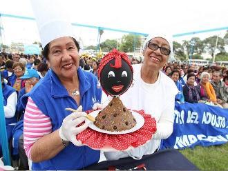 Sabores de antaño fueron premiados en festival gastronómico de EsSalud