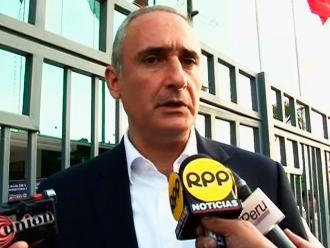 Alex Kouri respondió ante Poder Judicial sobre caso Vía Expresa Callao