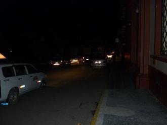 Bagua: pobladores preocupados tras ocho horas de suspensión eléctrica