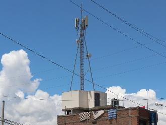 La Libertad: intentan colocar antena de telefonía de forma ilegal