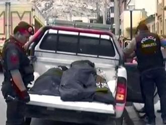 Puno: matan de seis balazos a sujeto frente terminal de Ilave