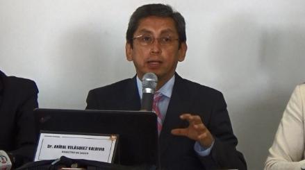 Piura: ministro de Salud supervisa localidades con casos de dengue