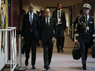 Francia: Hollande afirma que ataque a fabrica de gas fue terrorista