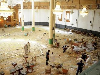 Kuwait: 25 muertos en atentado contra una mezquita chií
