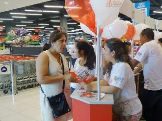 Supermercados orientarán sobre derechos de trabajadoras del hogar