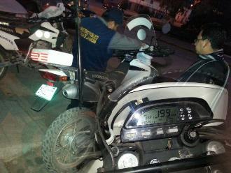 Cusco: intervienen tres motos en comisaria de Zurite-Anta