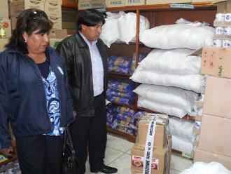 Tacna: inmovilizan conservas de anchoveta de Qali Warma