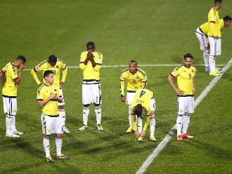Colombia: El llanto de David Ospina y el dolor de James Rodríguez
