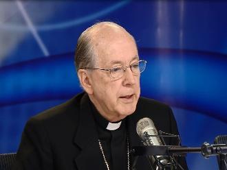 Cipriani rechaza legalización del matrimonio homosexual en EEUU