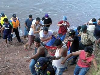 Yurimaguas: encuentran cuerpo de adolescente ahogado en río Paranapura