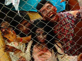 Horror Fan Fest reunió a los fanáticos del terror en Surco