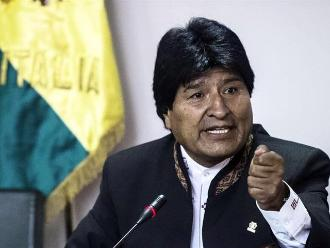 Evo Morales calificó a Chile como el