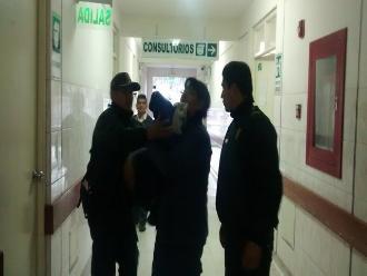 Áncash: madre abandona a bebé en baño de mercado de Nuevo Chimbote