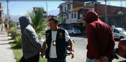 Tumbes: incautan 439 'ketes' de cocaína y detienen a tres personas