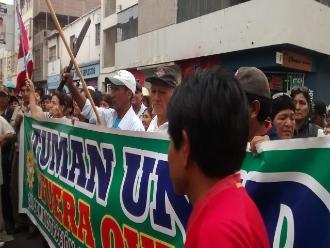 Tumán: Grupo Oviedo asegura que no retomará actividades hasta dialogar