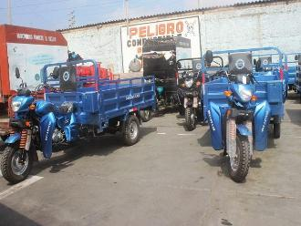 Chiclayo: comuna adquirió vehículos menores para programa de reciclaje