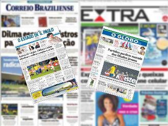 Brasil vs. Paraguay: Medios calificaron de vergüenza eliminación de Copa América