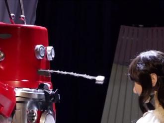 YouTube: Japón celebró la primera boda entre robots
