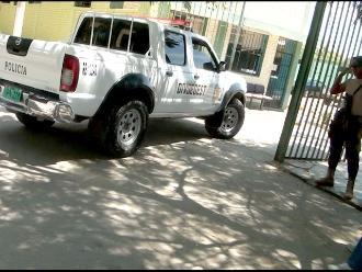 Puno: fiscalía anticorrupción intervino camioneta de Ugel de Carabaya